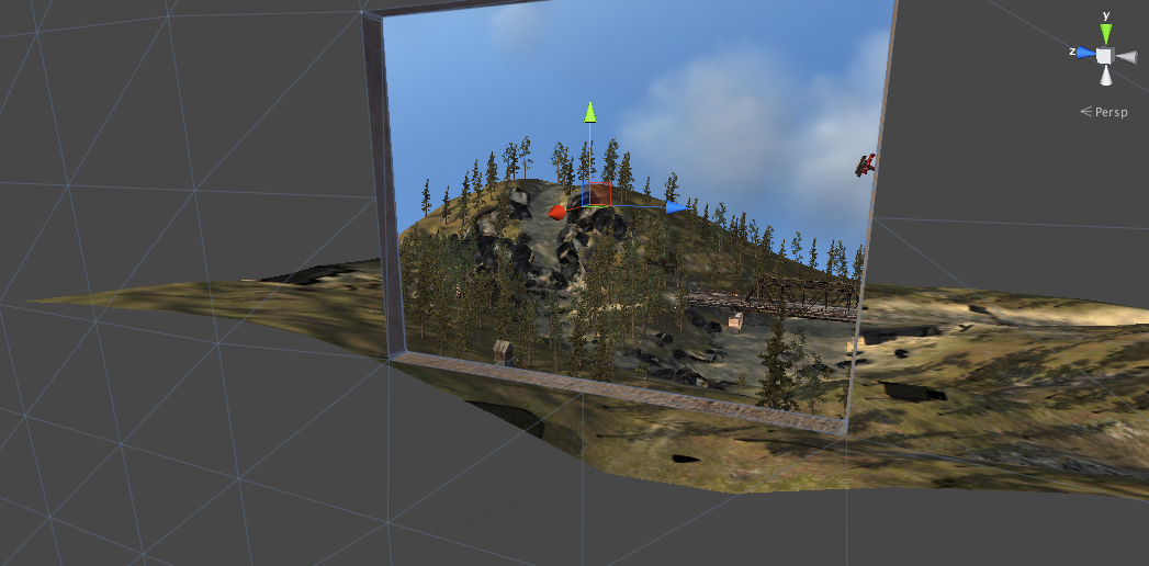 Depth Mask and Unity Terrain - Not occluding my terrain