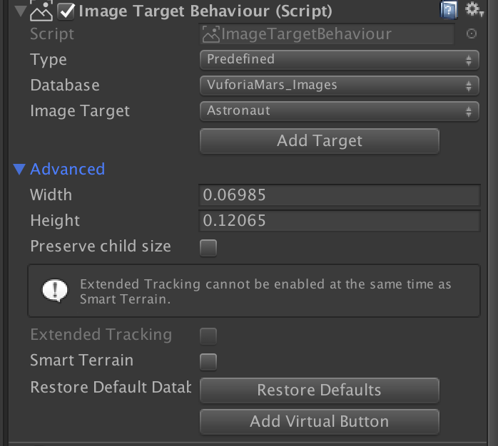 HELP] how to create virtual button in Unity 2017 2 0f3